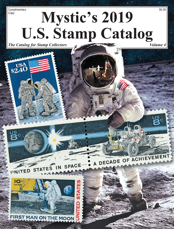 FREE US Postage Stamp Catalog Details - Signup form