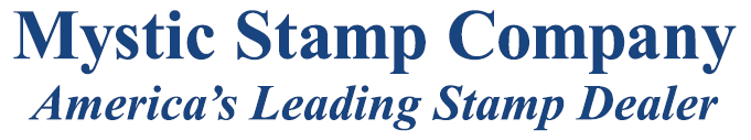 Mystic Stamp Company - America's Leading Stamp Company.