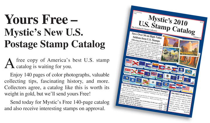 SC2%283%29 FREE stamps from Mystic stamp company